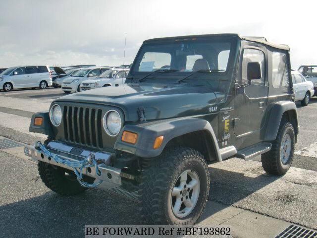 used 1996 jeep wrangler e tj40s for sale bf193862 be forward. Black Bedroom Furniture Sets. Home Design Ideas