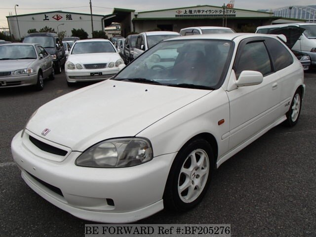 Used 1998 Honda Civic Type R Gf Ek9 For Sale Bf205276 Be Forward