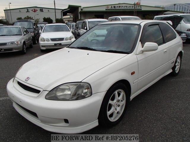 Used 1998 Honda Civic Type R Gf Ek9 For Sale Bf205276 Be Forward