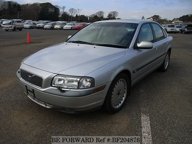 Used 2001 Volvo S80gf Tb6294 For Sale Bf204876 Be Forward