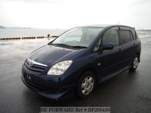 Used 2005 TOYOTA COROLLA SPACIO BF205430 for Sale