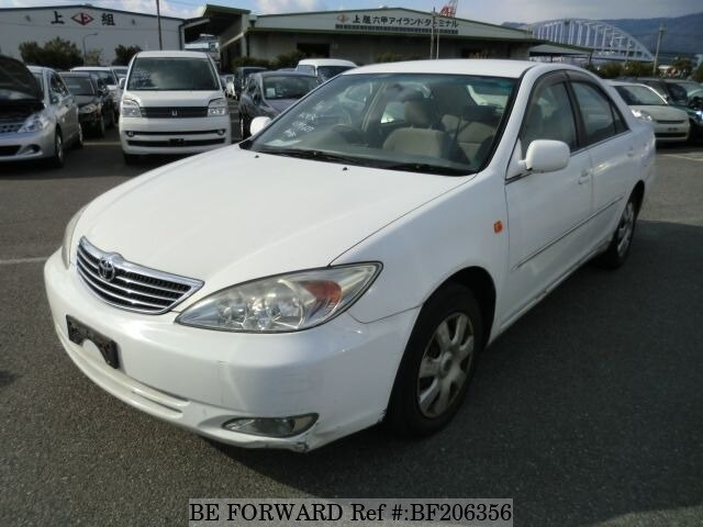 2003 Toyota Camry For Sale >> Used 2003 Toyota Camry 2 4g Ua Acv30 For Sale Bf206356 Be