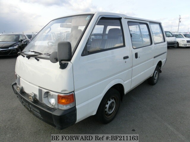 f4782da53a Used 1990 NISSAN VANETTE VAN DX T-VPJC22 for Sale BF211163 - BE FORWARD