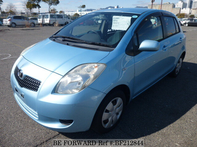 Used 2005 TOYOTA VITZ FDBASCP90 for Sale BF212844  BE FORWARD