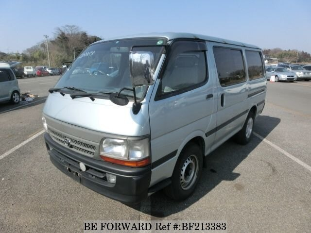 Used 2000 TOYOTA HIACE VAN BF213383 for Sale