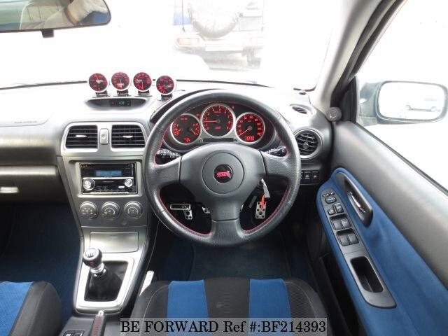 Used 2004 SUBARU IMPREZA WRX STI WRX STI/GH-GDB for Sale BF214393 ...