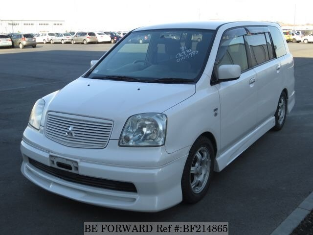 used 2001 mitsubishi dion ta cr9w for sale bf214865 be forward rh beforward jp 2002 Mitsubishi Dion 2001 Mitsubishi Dion