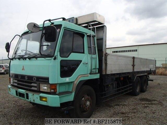 Used 1992 MITSUBISHI FUSO TRUCK/U-FU478N for Sale BF215875 - BE FORWARD