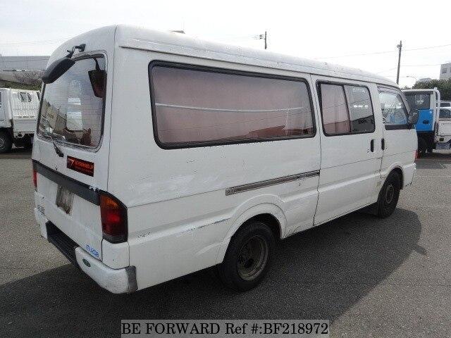 Used 1993 MAZDA BONGO BRAWNY VAN/U-SRSAV for Sale BF218972 ...