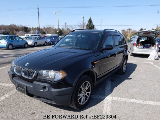 Used 2005 Bmw X3 2 5i Gh Pa25 For Sale Bf223304 Be Forward