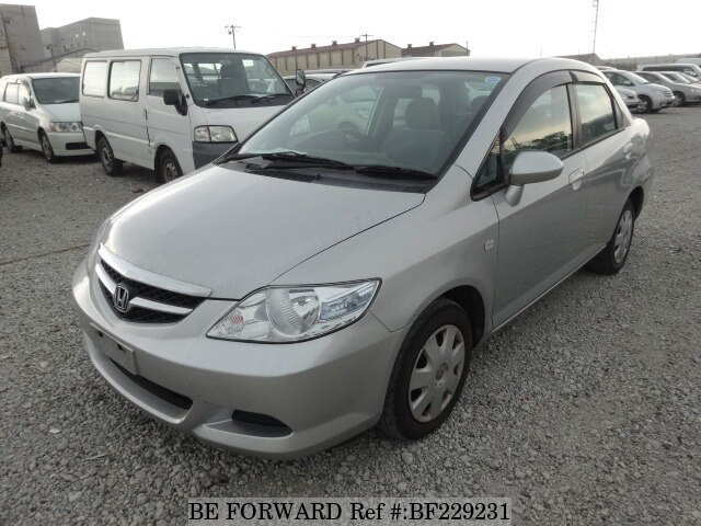 Used 2009 Honda Fit Aria C Dba Gd8 For Sale Bf229231 Be Forward
