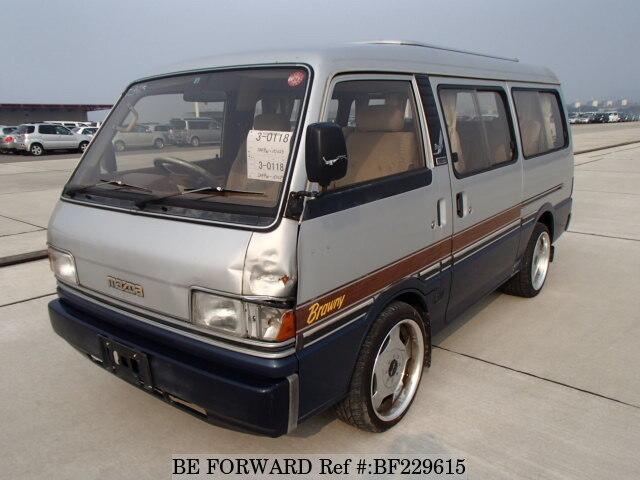 Used 1986 MAZDA BONGO BRAWNY WAGON/E-SRE9W for Sale ...