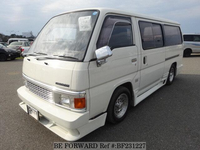 Used 1990 Nissan Caravan Van N Vrge24 For Sale Bf231227 Be Forward