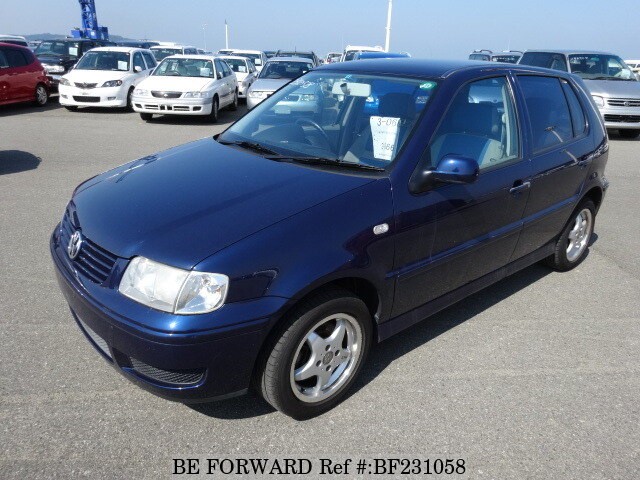 Used 2001 VOLKSWAGEN POLO/GF-6NAHW for Sale BF231058 - BE FORWARD