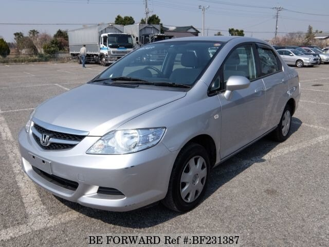 Used 2009 Honda Fit Aria 1 5c Dba Gd9 For Sale Bf231387 Be Forward