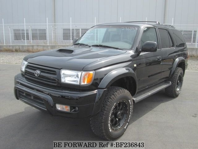 Used 2005 TOYOTA 4RUNNER BF236843 For Sale Image ...