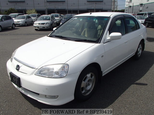 Used 2003 HONDA CIVIC HYBRID BF239419 For Sale