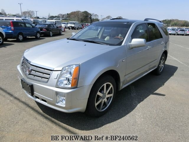 Used 2004 CADILLAC SRX 4.6/GH-T265E for Sale BF240562 - BE FORWARD