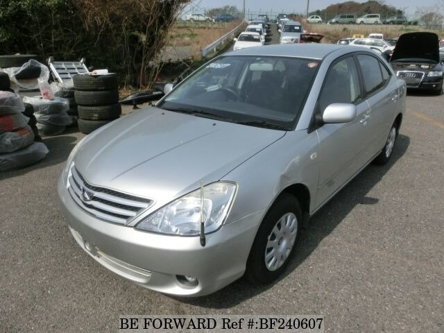 used 2003 toyota allion a18 g package ua zzt240 for sale bf240607 rh beforward jp Sony TV Parts Manual Samsung TV Owner Manuals