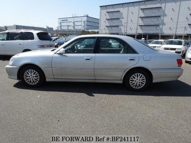 Used 2003 TOYOTA CROWN ROYAL SALOON/TA-JZS171 for Sale