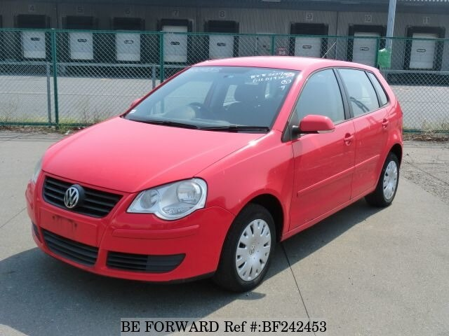 used 2006 volkswagen polo gh 9nbky for sale bf242453 be forward. Black Bedroom Furniture Sets. Home Design Ideas