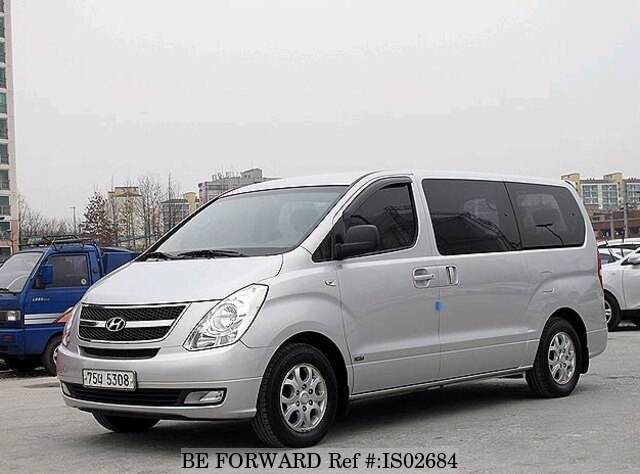 d1a240b97e Used 2008 HYUNDAI GRAND STAREX CVX for Sale IS02684 - BE FORWARD