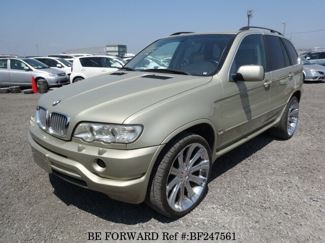 Used 2002 Bmw X5 44igh Fb44 For Sale Bf247561 Be Forward