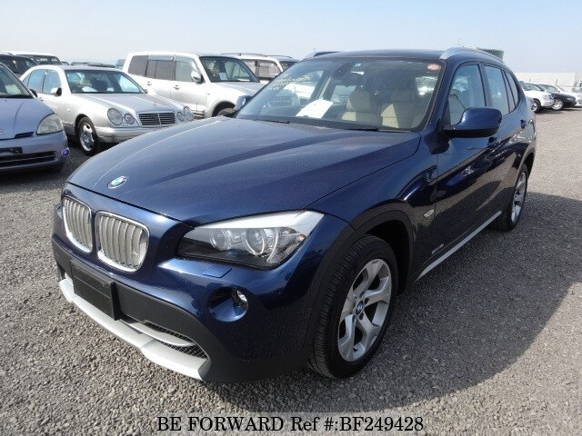 Used 2010 Bmw X1 Sdrive 18i Aba Vl18 For Sale Bf249428 Be Forward
