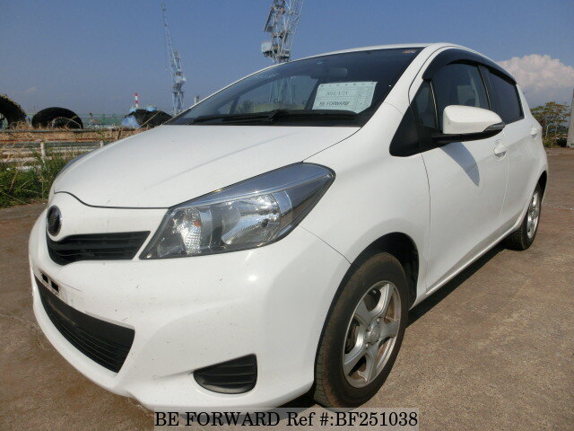 Used 2011 TOYOTA VITZ FDBANSP130 for Sale BF251038  BE FORWARD