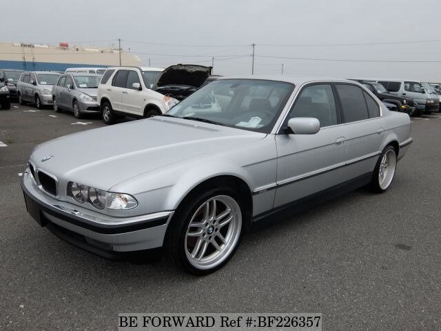 Used 1999 BMW 7 SERIES 740I/GF-GG44 for Sale BF226357 - BE FORWARD