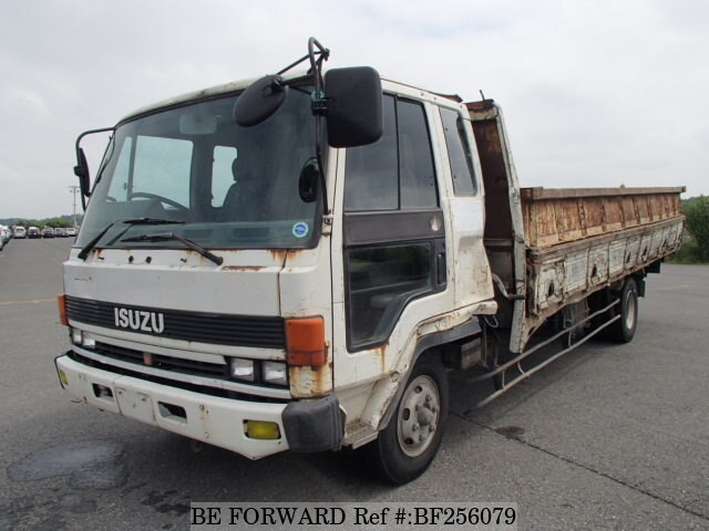 Used 1989 ISUZU FORWARD/P-FRR12LA for Sale BF256079 - BE FORWARD