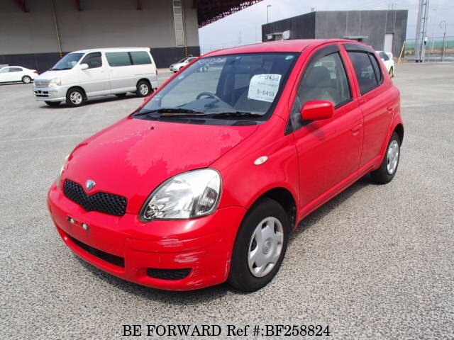 Used 2003 TOYOTA VITZUASCP10 for Sale BF258824  BE FORWARD