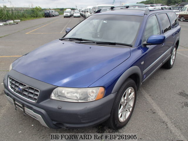 Used 2007 Volvo Xc70 Ocean Race Limited Cba Sb5254awl For Sale