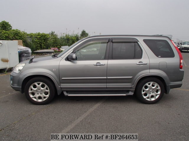 used 2005 honda cr v cba rd6 for sale bf264653 be forward. Black Bedroom Furniture Sets. Home Design Ideas