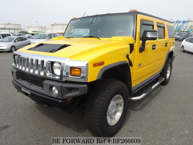 used 2005 hummer h2 for sale bf266609 be forward. Black Bedroom Furniture Sets. Home Design Ideas