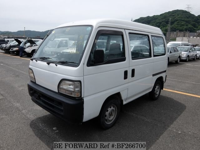 Used 1996 HONDA ACTY VAN/V-HH4 For Sale BF266700