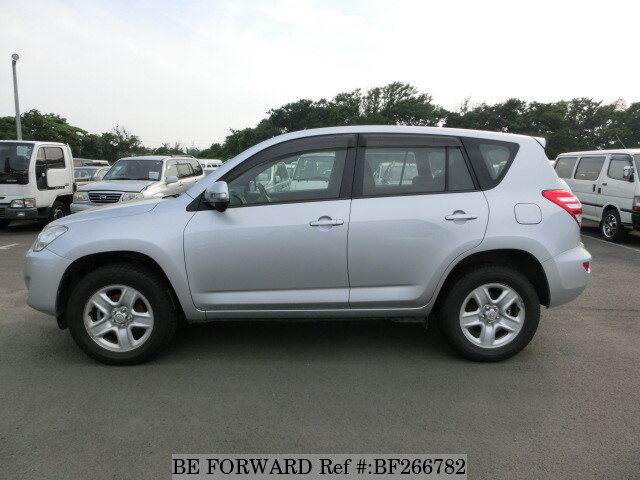 used 2009 toyota rav4 x dba aca31w for sale bf266782 be forward. Black Bedroom Furniture Sets. Home Design Ideas