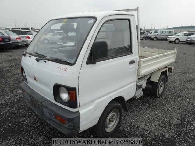 used 1992 mitsubishi minicab truck v u42t for sale bf266870 be forward rh beforward jp Mitsubishi 3G83 Engine Mitsubishi U42T Parts