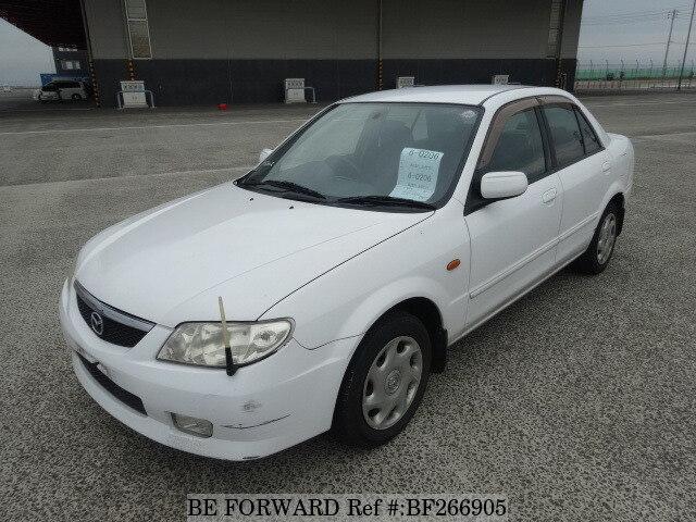 used 2001 mazda familia gf bj5p for sale bf266905 be forward rh beforward jp