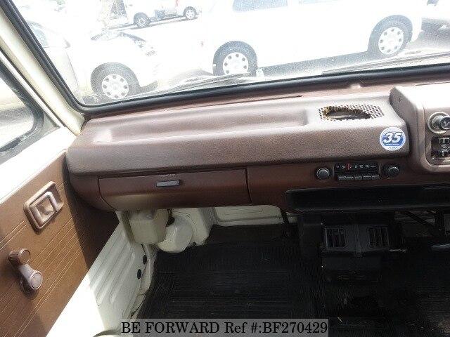 Used 1980 MAZDA BONGO TRUCK/J-BA2U8 for Sale BF270429 - BE ...