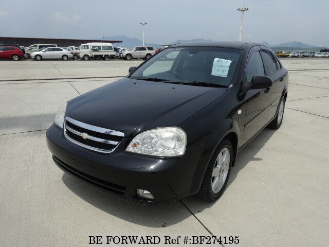Used 2005 Chevrolet Optra Lt Gh Na19z For Sale Bf274195 Be Forward