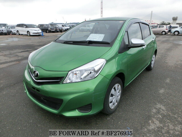 Used 2011 TOYOTA VITZ JEWELLA/DBA-NSP130 for Sale BF276935 - BE FORWARD