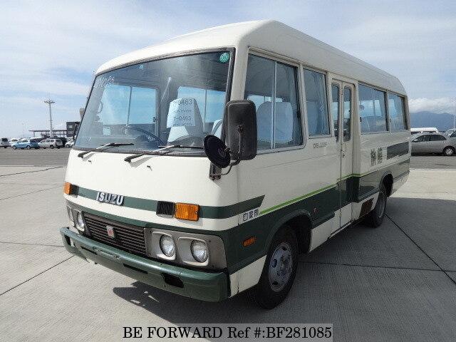 1984 isuzu journey bus p bl36 d 39 occasion en promotion bf281085 be forward. Black Bedroom Furniture Sets. Home Design Ideas