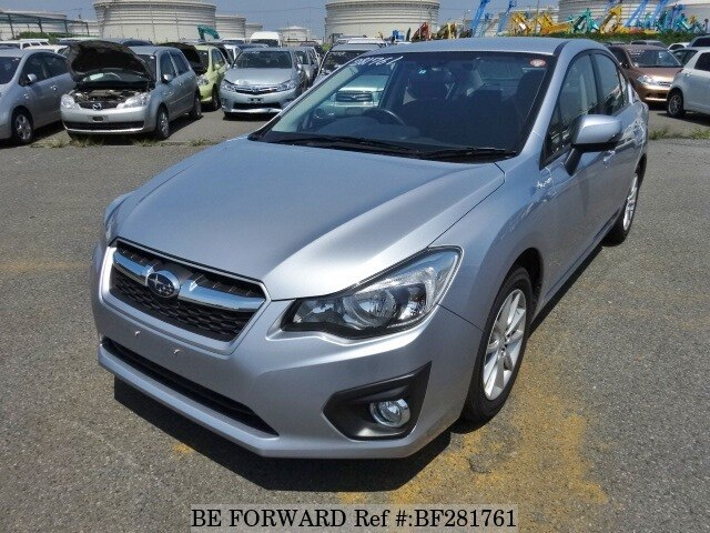 used 2012 subaru impreza g4 2 0i eye sight dba gj7 for sale bf281761 be forward. Black Bedroom Furniture Sets. Home Design Ideas