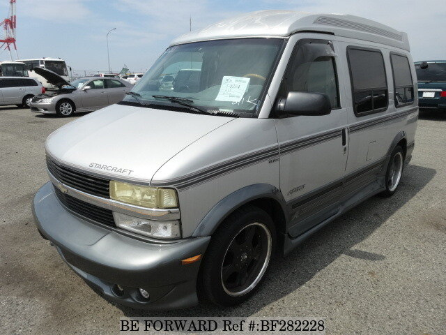 49f6ec10dee99a Used 1995 CHEVROLET ASTRO STARCRAFT  - for Sale BF282228 - BE FORWARD