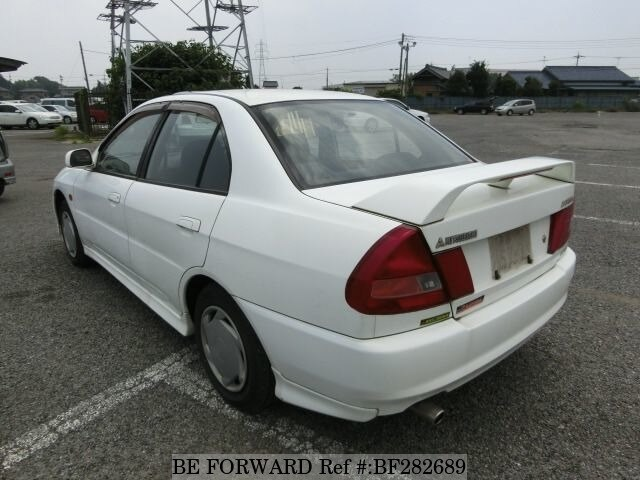 Used 1997 MITSUBISHI LANCER MX TOURING/E-CK2A for Sale BF282689 - BE