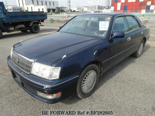 Used 1999 TOYOTA CROWN ROYAL SALOON/GF-GS151H for Sale