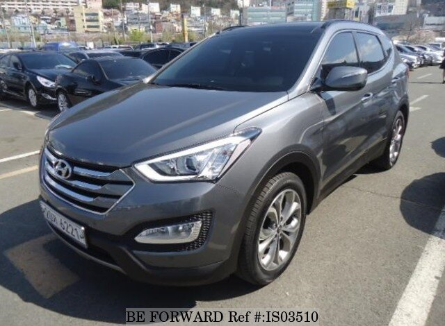 2012 hyundai santa fe dm 2 0 premium d 39 occasion en. Black Bedroom Furniture Sets. Home Design Ideas