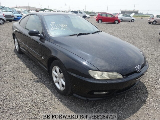 Used 1999 Peugeot 406 Coupee D8cpv For Sale Bf284727 Be Forward