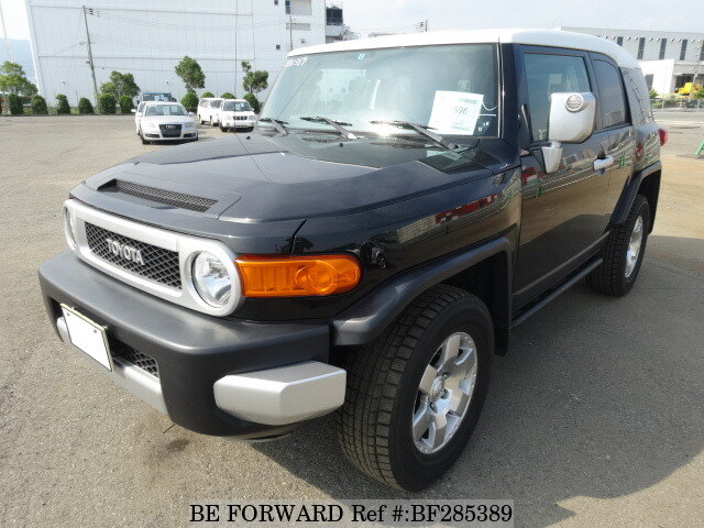Used 2009 TOYOTA FJ CRUISER BF285389 For Sale